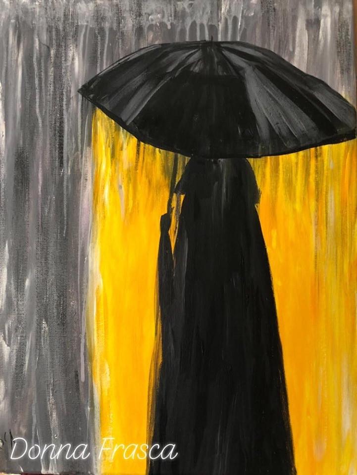 Donna Frasca: A Spiritual Painter