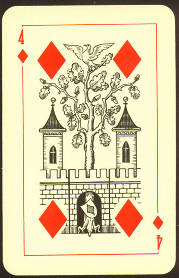 Cartomancy; Is Your Foundation Strong?