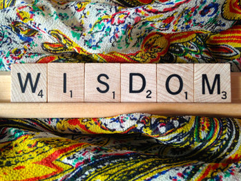 Wisdom; The Keyword for 2021