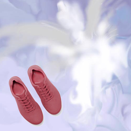 Do Angels Really Wanna Wear Red Shoes?