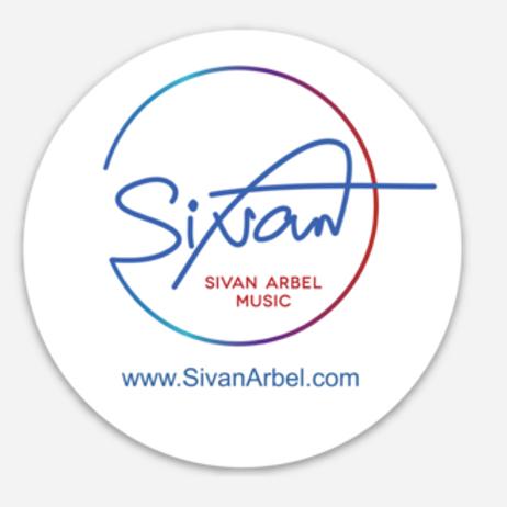 Sivan Arbel Music - Sticker