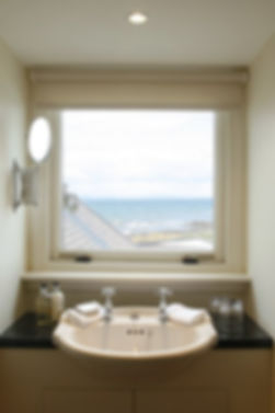 sink, sea, view, soap