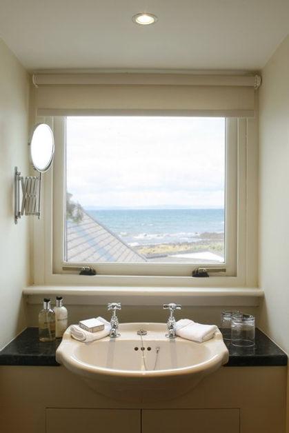 sink, sea, view, soap