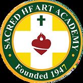 Sacred Heart Academy Pasig logo