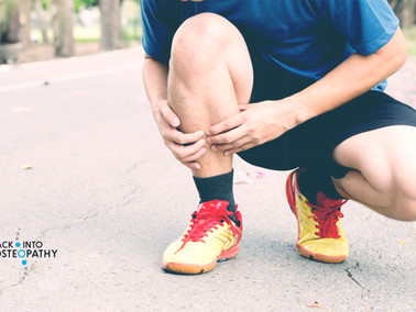 3 Tips for managing your shin splints