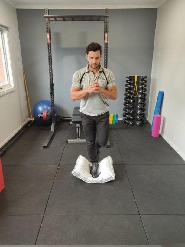 Ankle Balance Stability 3