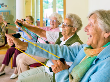 Osteopathy Caring For The Elderly