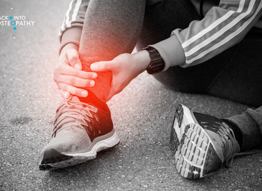 Why Rehabilitate a Sprained Ankle?