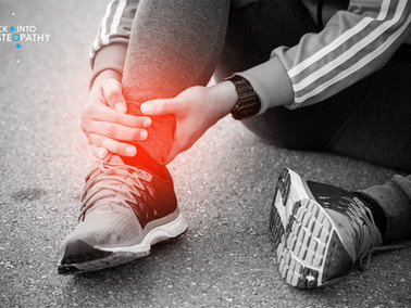 Why Rehabilitate a Sprained Ankle?