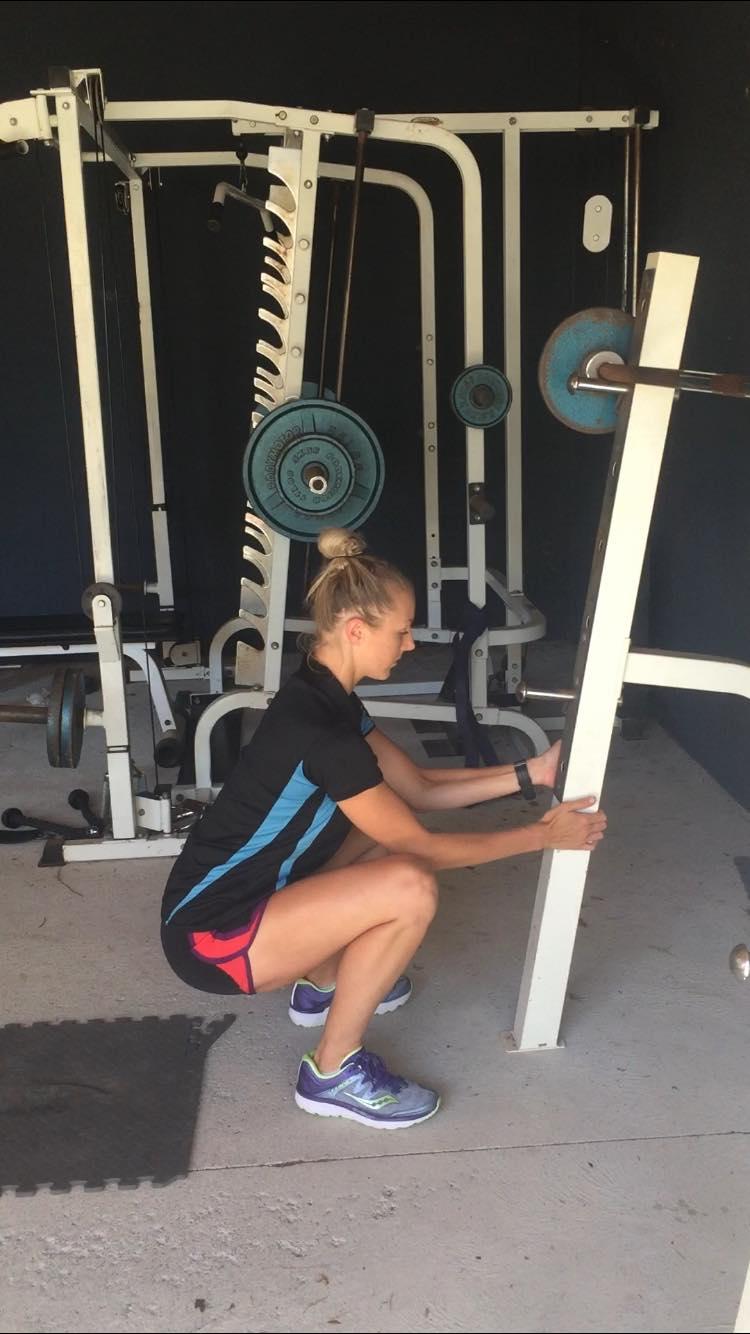 Hip Flexion Mobility Exercise