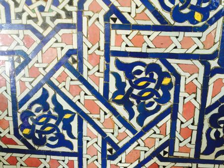 モロッコはデザインの起源