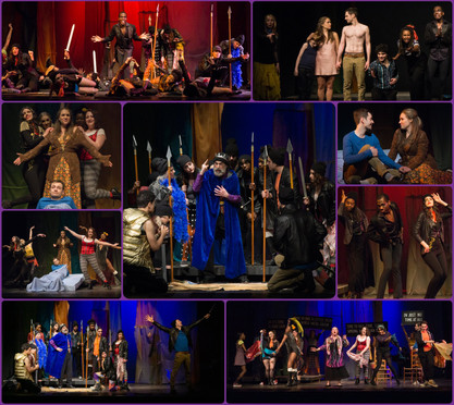 Pippin Directed by Noel Macduffie