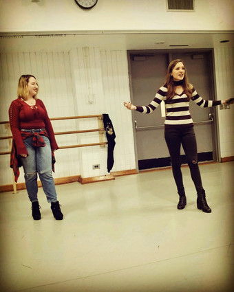 Master Class with Laura Osnes at IAMT