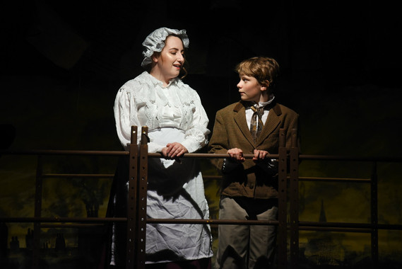 Mrs. Bedwin/ Oliver