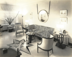1939 Living Area at 5302 Swiss