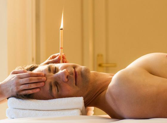 Ohrenkerzen-Massage 60 min