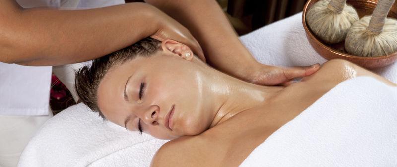 Thai-Öl-Massage 60 min