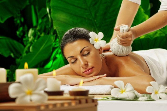 Kräuterstempel-Massage 90 min