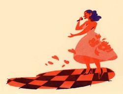 Celia Cruz zine