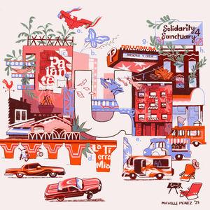 Utile Architecture & Planning | Hispanic Heritage Month logo redesign
