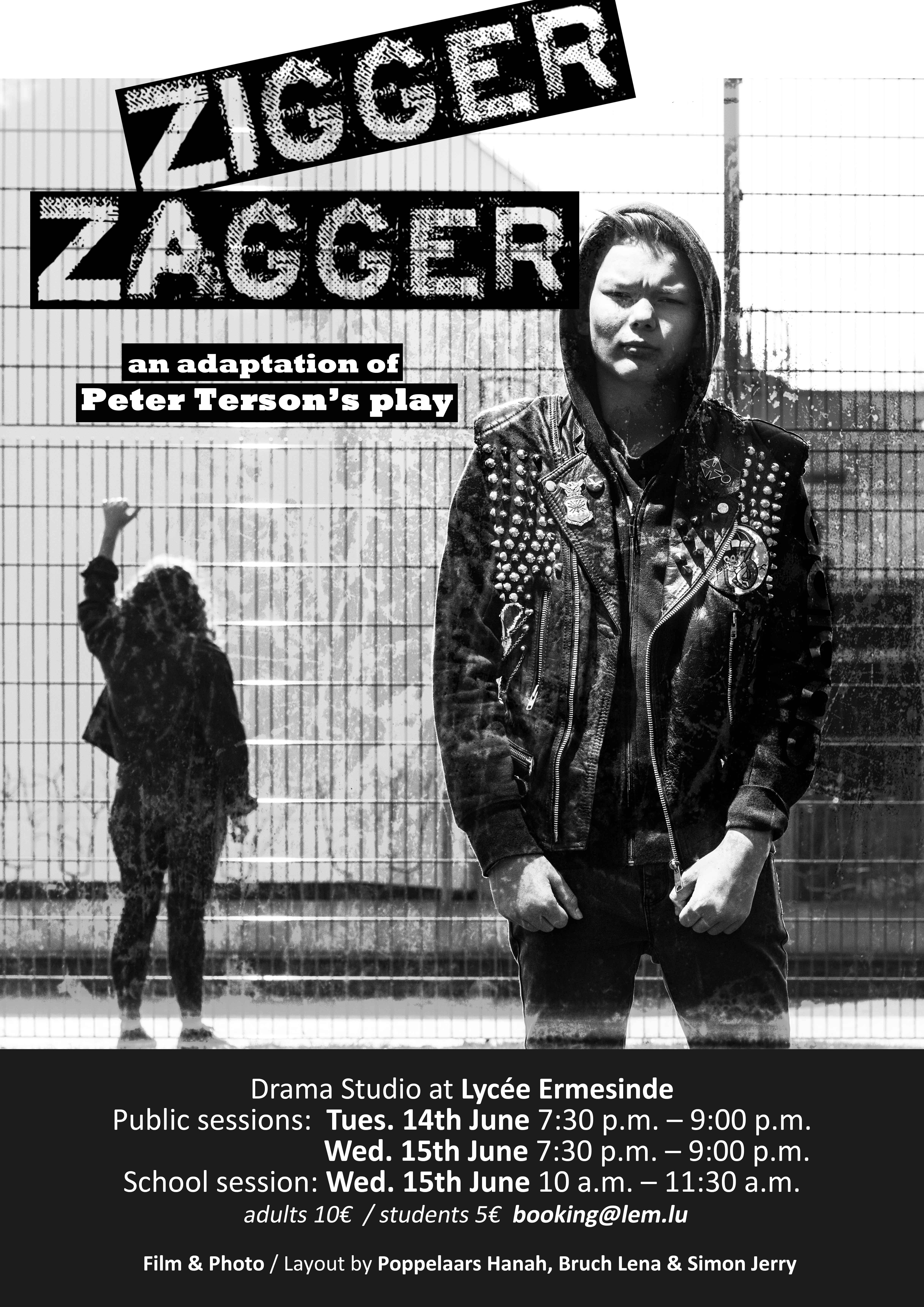 Zigger Zagger Affiche Final Jerry
