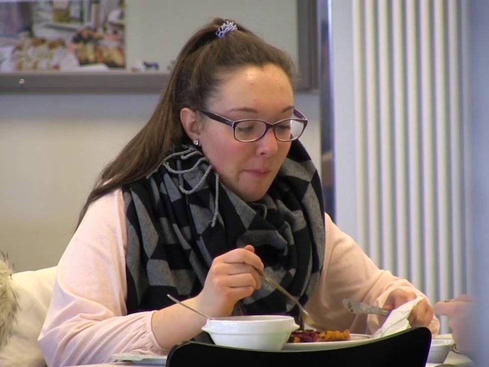 Restaurant Mélusine Report