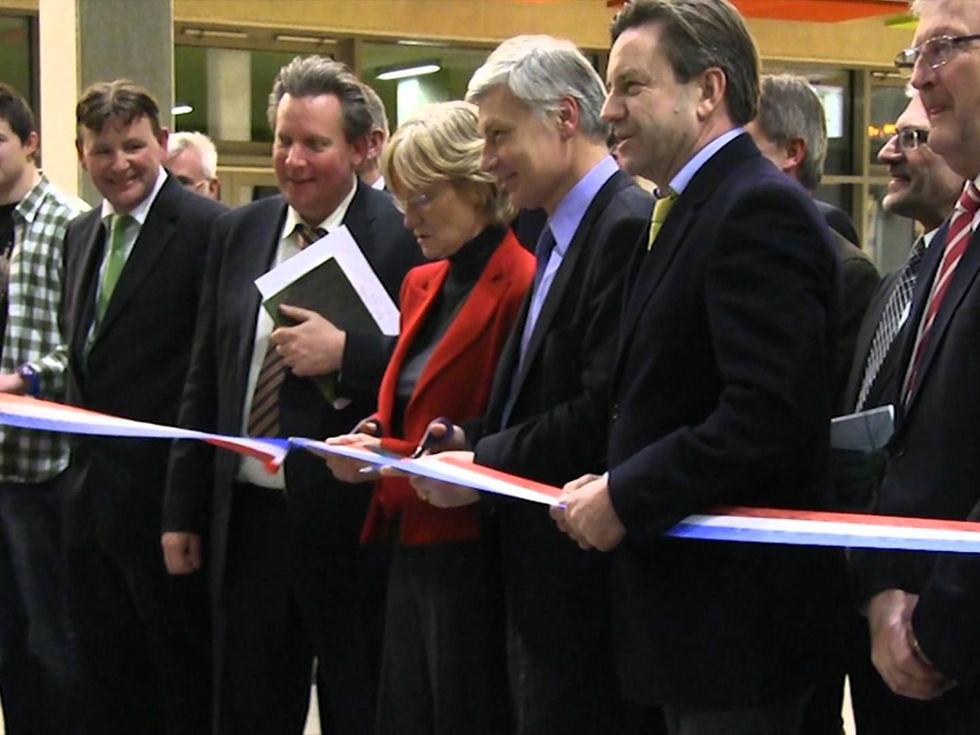 Inauguration LEM 2012