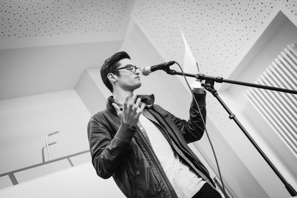 Poetry Slam (2015)