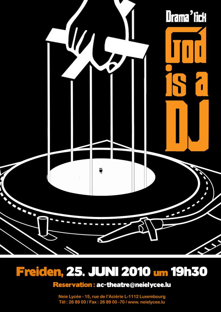 2010 God is a dj.jpg