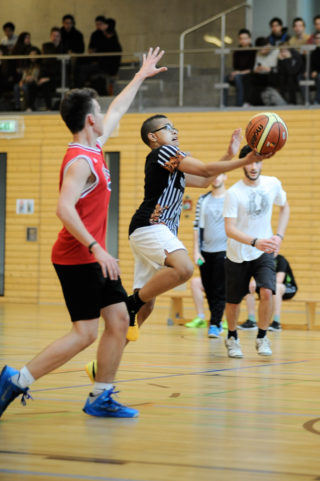 interclasses basket (2015)