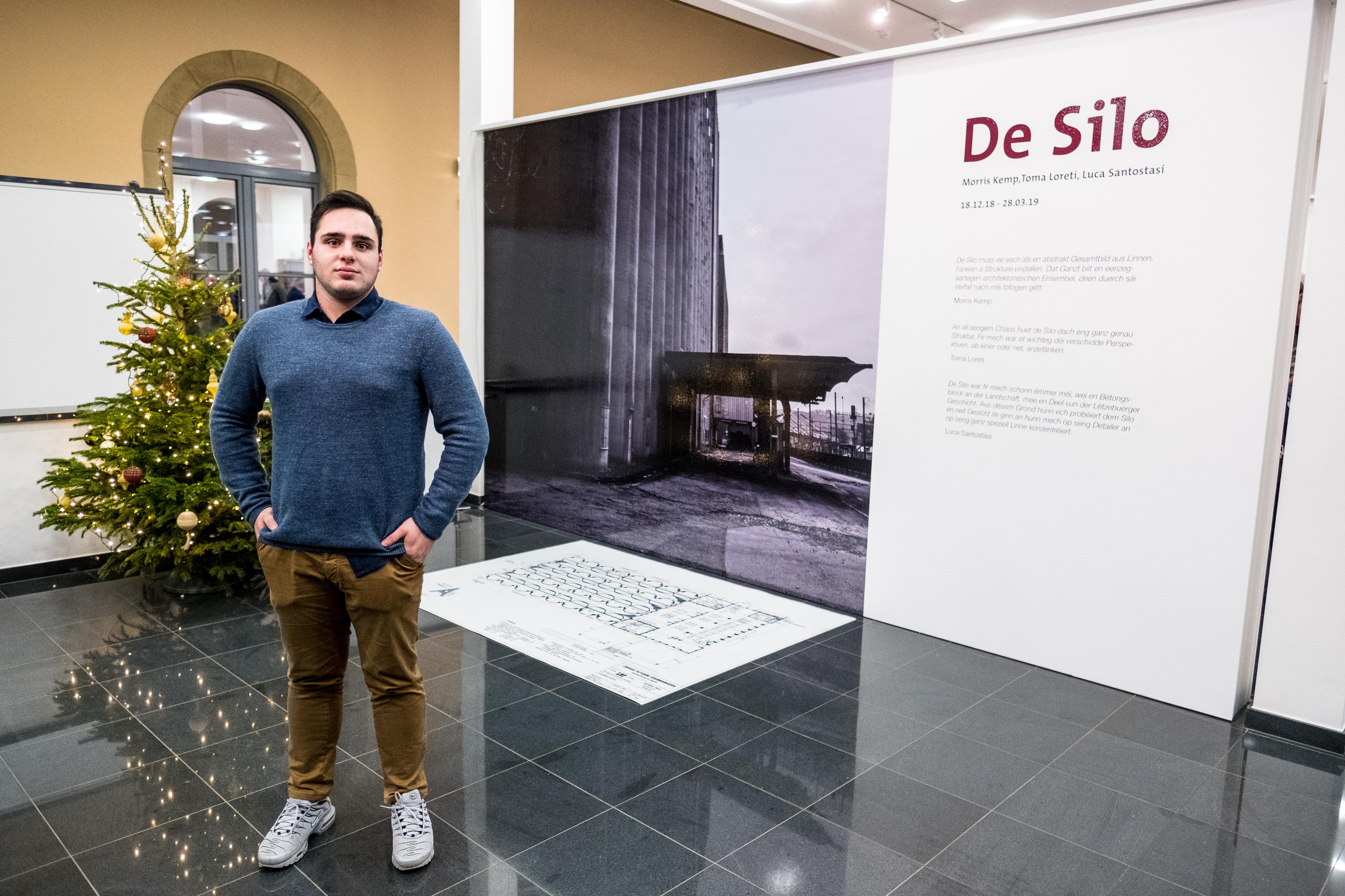Exposition : De Silo (2018)