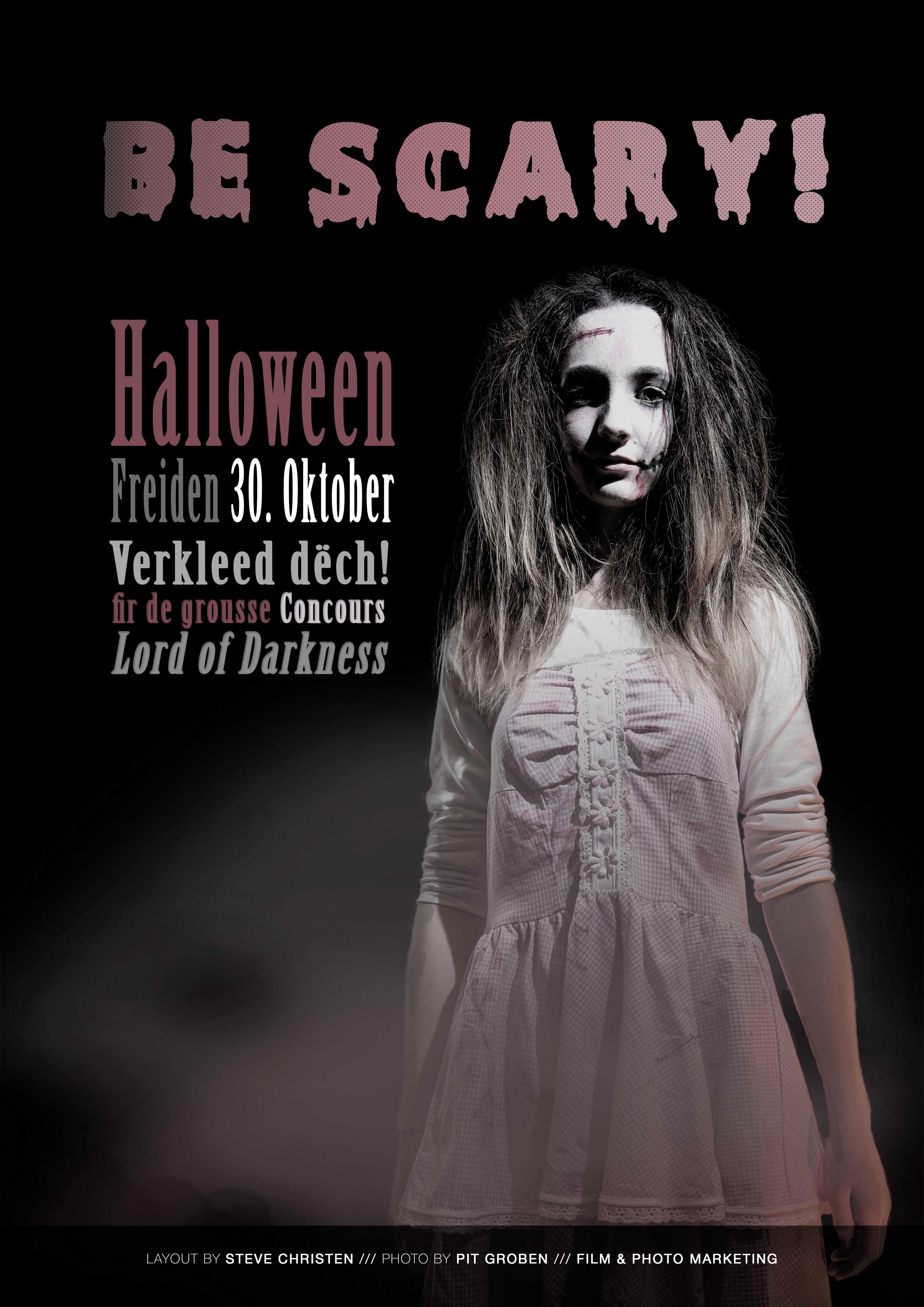 2015 halloween by steve