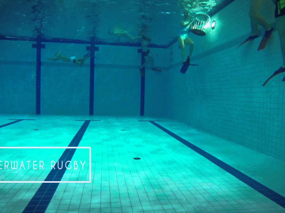 Underwater Rugby Teaser