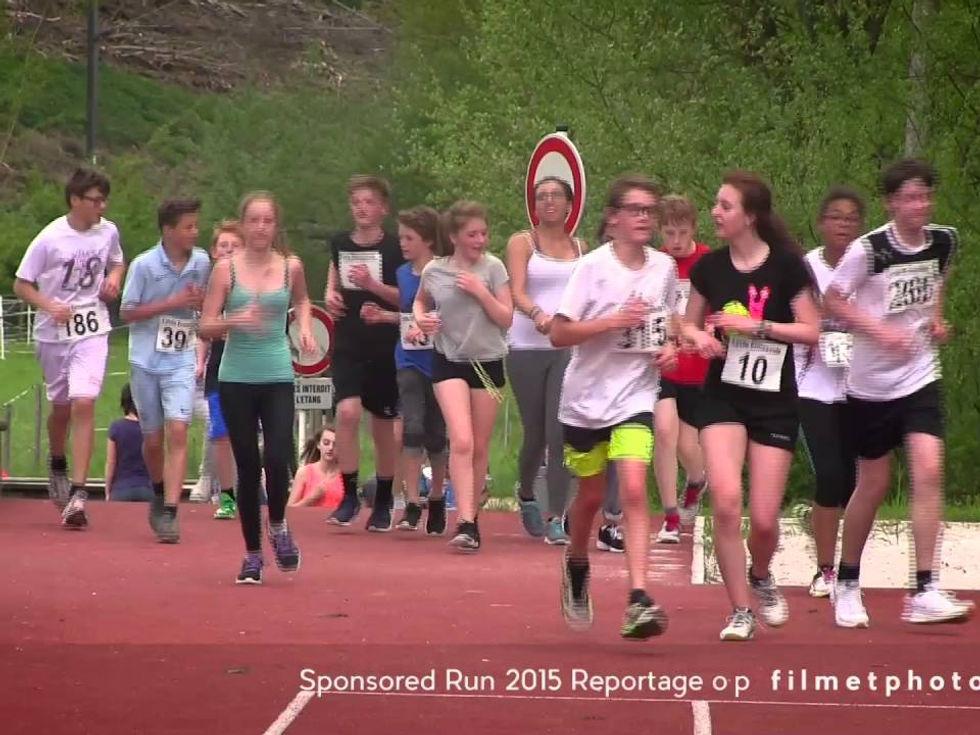 Sponsored Run 2015