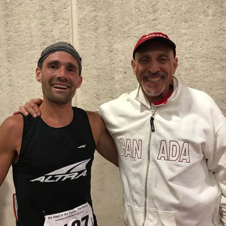Zach Bitter crushes 100-mile record