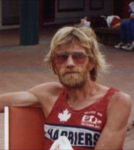 Al Howie, ultrarunner,mega-distance, world record, running, marathons, read deal, multi-day runner, British Columbia