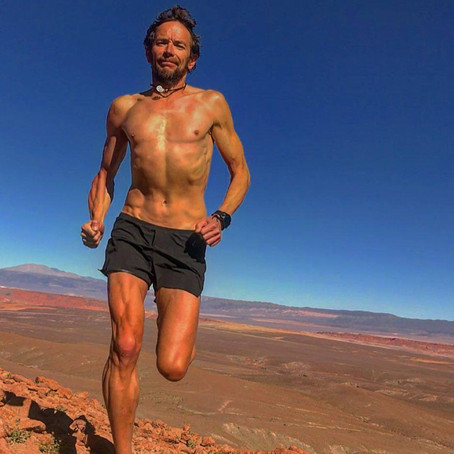 In 2015, Ian Morgan collapsed with a heart attack, now he runs the World