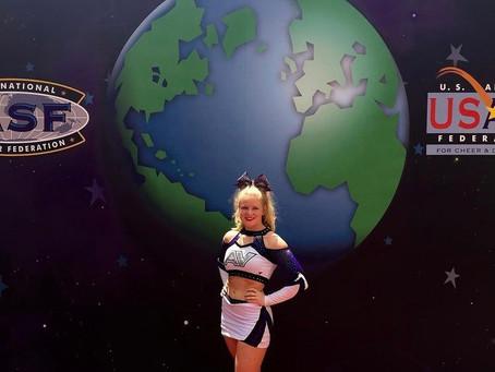 Cheerleading around the World!