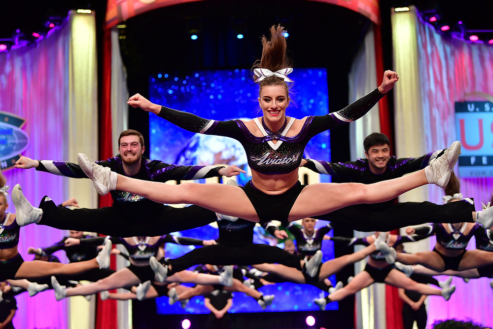 Aviators Aces at Worlds