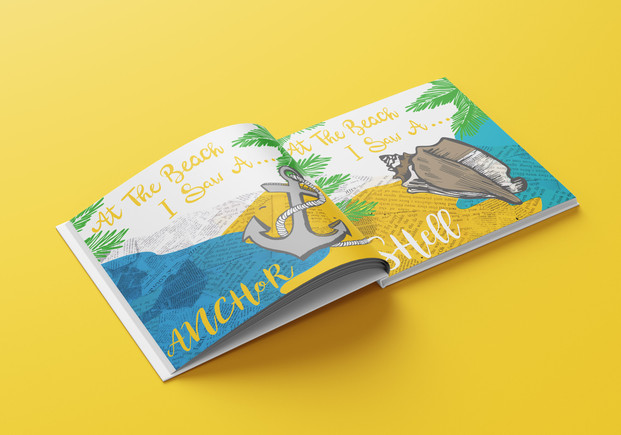 Hand Illustrated Book Cover