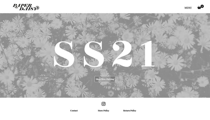 Website Design - Homepage