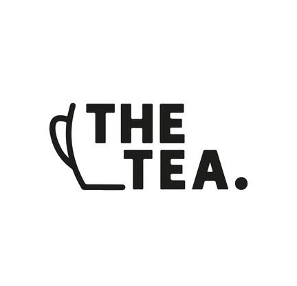 The Tea Logo black