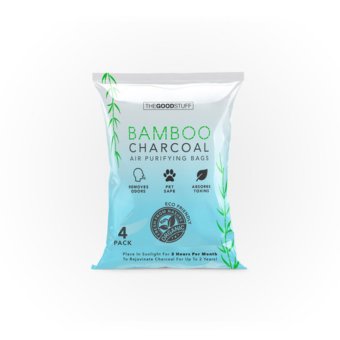 Packaging - Bamboo Charcoal