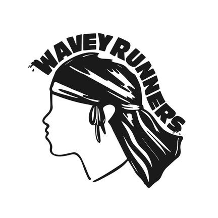 Logo - Black / Off-White  - Hand Illustrated