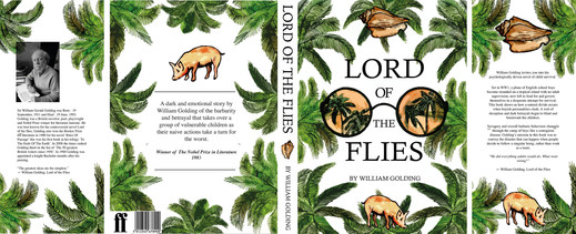 Lord Of The Flies Re-design