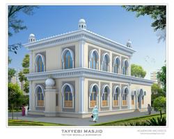 Tayebi Masjid, Burhanpur