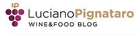 logo di luciano pignataro food blogger