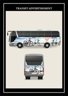Transit ad