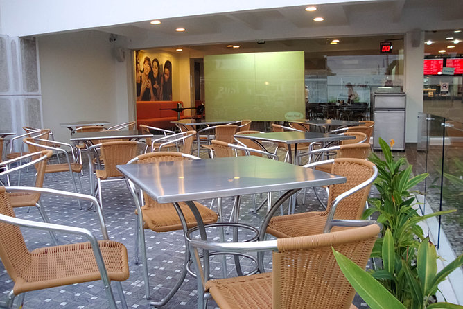 Muebles para cafeteria for Mobiliario cafeteria