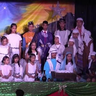 ICF Kids Nativity Set